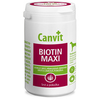 Canvit Biotin Maxi | 25 kg feletti kutyáknak
