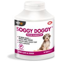 M&C Soggy Doggy tabletta a kutyaszag ellen és az egészséges szőrért