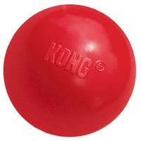 Kong Ball piros labda játék kutyáknak