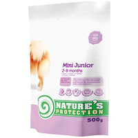 Nature's Protection Dog Mini Junior