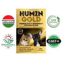 Humin Gold immunerítő hidrolizált huminsavval kutyáknak és macskáknak