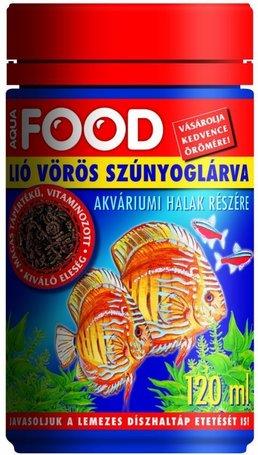 Aqua-Food vörös szúnyoglárva akváriumi halak részére