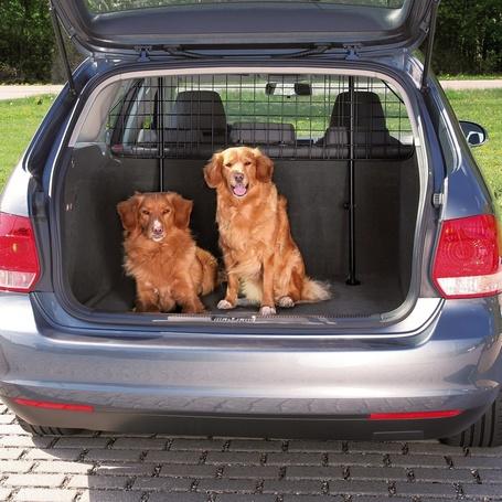 Trixie biztonsági rács autóba