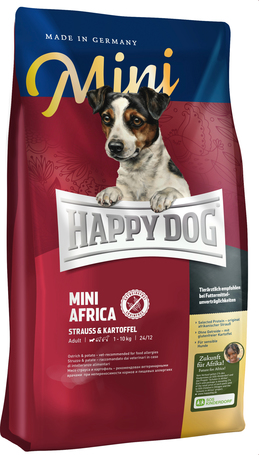 happy dog mini africa strucch sos s burgony s kutyaeledel kistest kedvenceknek. Black Bedroom Furniture Sets. Home Design Ideas