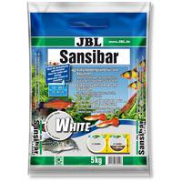 JBL Sansibar White természetes akvárium talaj (fehér)