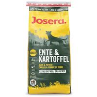 Josera Duck & Potato gabonamentes kutyatáp kacsahússal és krumplival