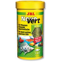 JBL NovoVert lemezes táp spirulinával növényevő halaknak