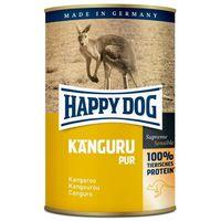 Happy Dog Kanguru Pur - Szín kenguruhúsos konzerv | Egyetlen fehérjeforrás