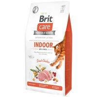 Brit Care Cat Indoor Anti-Stress Fresh Chicken -Hipoallergén eledel lakásban tartott felnőtt macskáknak