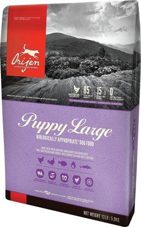 Orijen Puppy Large | Száraztáp nagytestű kutyafajták kölykeinek