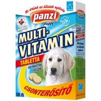 Panzi multivitamin tabletta kölyökkutyáknak