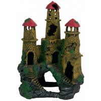 Trixie piros tornyos kastélyrom