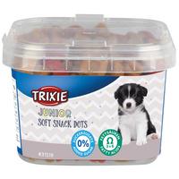 Trixie Junior Soft Snack Dots - Puha jutalomfalatok lazaccal kölyökkutyáknak