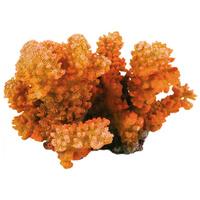 Trixie narancssárga árnyalatú korall ágak akvárium dekor