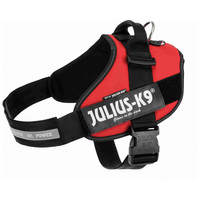 Julius-K9 IDC piros powerhám kutyáknak