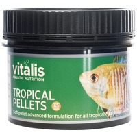 Vitalis Tropical Pellets (XS) - 1 mm