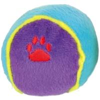Trixie színes plüss játéklabda