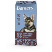 Visán Optima / Banters Dog Puppy & Junior Chicken & Rice