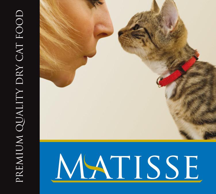 Prémium Matisse macskatápok