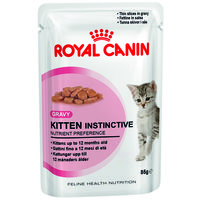 Royal Canin Kitten Instinctive Gravy