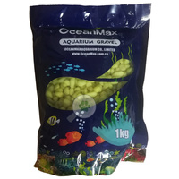 OceanMax színes akvárium kavics aljzat