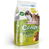 Versele-Laga Crispy Muesli Rabbits | Eledel lakásban tartott nyulaknak