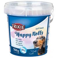Trixie Soft Snack Happy Rolls jutalomfalat kutyáknak lazacos ízben