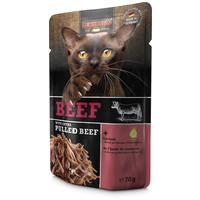 Leonardo marhahús extra tépett marhahússal alutasakos macskaeledel