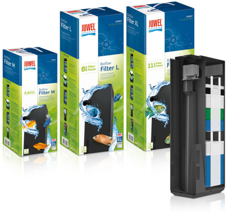 Juwel Bioflow Filter akváriumi belső szűrő sorozat
