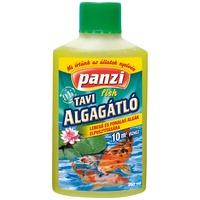 Panzi tavi algagátló lebegő és fonalas algák elpusztítására