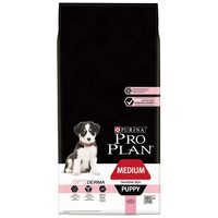 Pro Plan Medium Puppy Sensitive Skin Optiderma