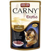 Animonda Carny Exotic kenguruhúsos eledel macskáknak alutasakban