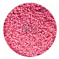 Rózsaszín akvárium aljzatkavics