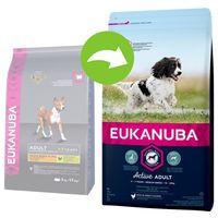 Eukanuba Adult Medium | Szuperprémium száraztáp közepes testű felnőtt kutyáknak