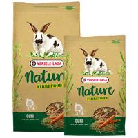 Versele-Laga Nature Fibrefood Cuni | Diétás nyúltáp | Túlysúlyos, idős nyulak számára