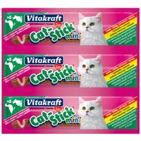 Vitakraft Cat-Stick Mini kacsás és nyúlas jutalomfalat