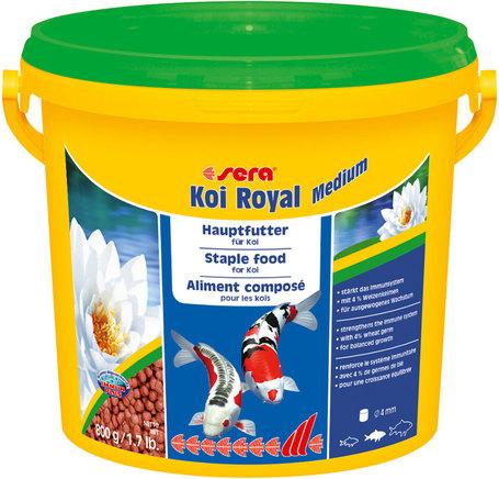 Sera Koi Royal Medium főeleség serdülő koi pontynak