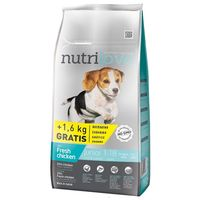 Nutrilove Dog Junior Small & Medium Chicken