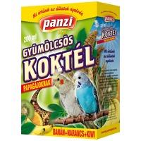 Panzi gyümölcskoktél papagájoknak
