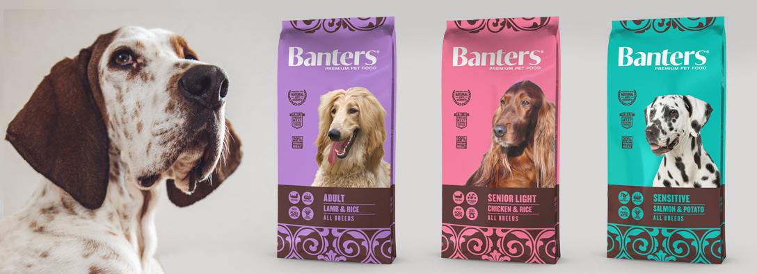 Banters speciális kutyatápok