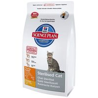 Hill's SP Feline Young Adult Sterilized Cat Chicken