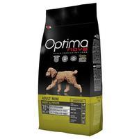 Visán Optimanova Dog Adult Mini Rabbit & Potato gabonamentes táp kistestű kutyáknak
