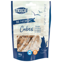 Trixie Be Nordic lazackockák macskáknak 90%-os haltartalommal