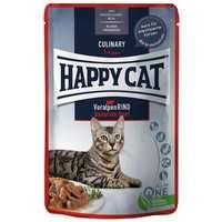 Happy Cat Meat in Sauce Voralpen-Rind l Alutasakos eledel macskáknak marhahússal