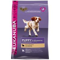 Eukanuba Puppy Lamb & Rice | Kölyöktáp bárányhússal és rizzsel | Érzékeny gyomrú kölyköknek