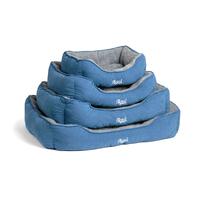 Agui Mountain Square kutyaágy kék színben