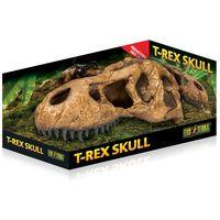 Exo Terra T-Rex koponya dekor terráriumba