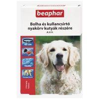 Beaphar fekete bolhanyakörv kutyáknak dobozban