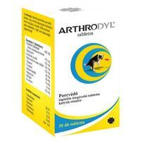 Arthrodyl ízülettámogató tabletta kutyáknak