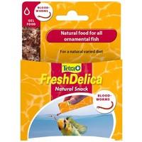 Tetra Fresh Delica Bloodworms természetes díszhaleledel